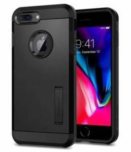 Spigen Tough Armor [2nd Generation] iPhone 8 Plus Case/iPhone 7 Plus Case with Kickstand Air Cushion Technology for Apple iPhone 8 Plus (2017)/iPhone 7 Plus...